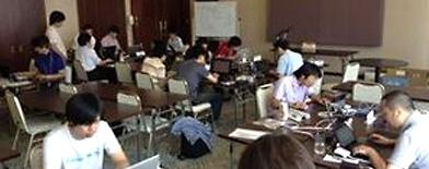 MIJS製品技術強化委員会の夏合宿