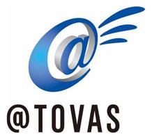 帳票配信サービス「@Tovas」(あっととばす)