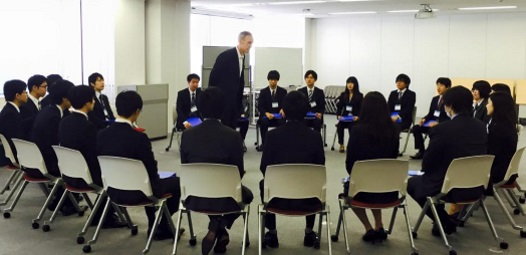 MIJS合同新人研修開催(20150402-0410)
