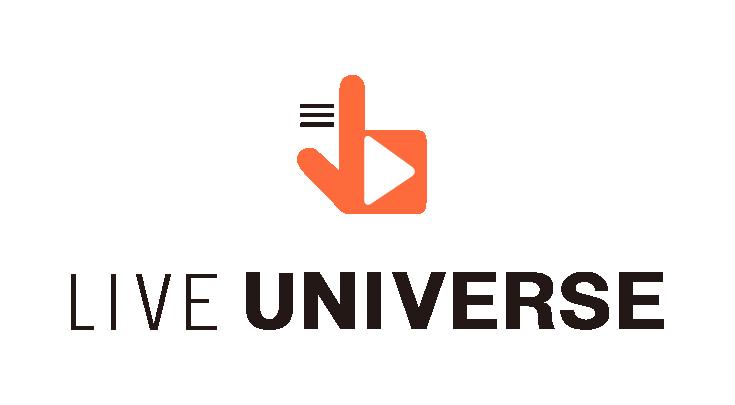 """""""動画""""で働き方改革を実現する「LIVE UNIVERSE(ライブユニバース)」"""